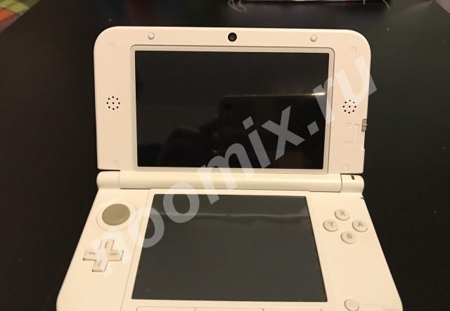 Nintendo 3DS XL White, Мурманская область