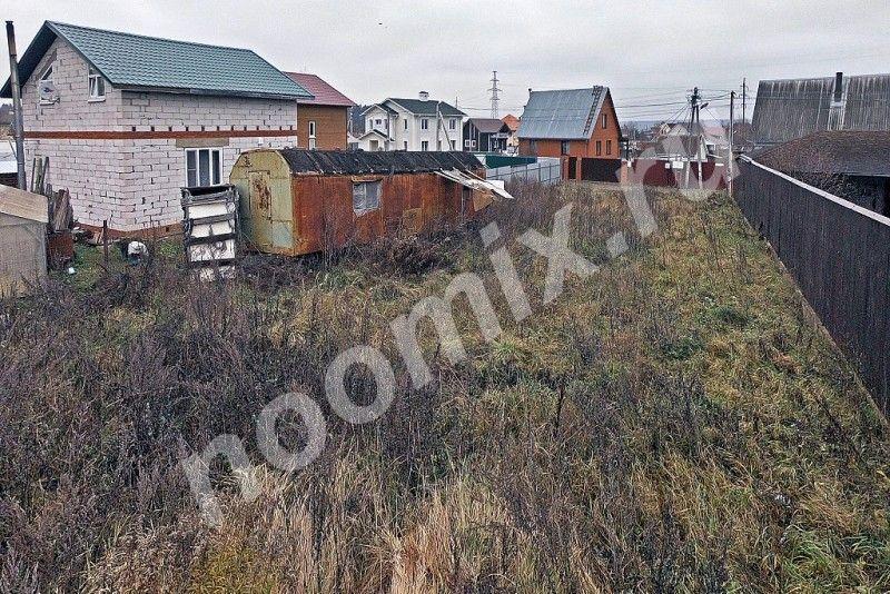 Продаю земельный участок, 6 сот. , деревня Вертлино, Московская область