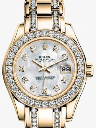 Наручные часы женские Rolex Date just Pearlmaster, Московская область