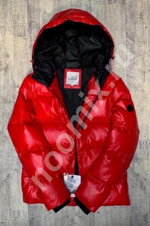 Куртка зимняя Moncler,  МОСКВА