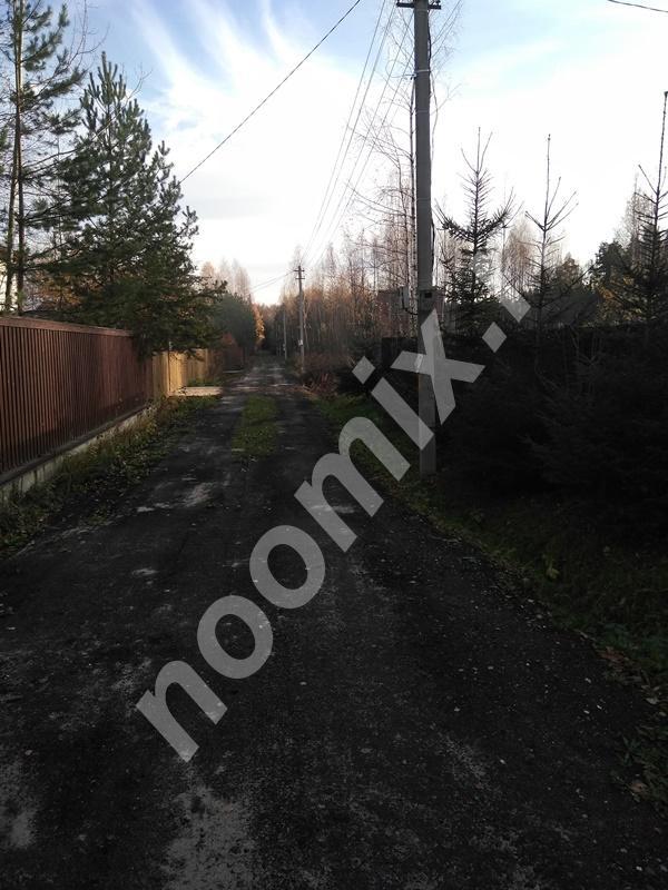 Продается участок 10 соток в СНТ Леснй дом , Раменского ..., Московская область
