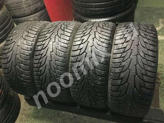Зимние шины Hankook I Pike RW11 255 60 R18 б у, Костромская область