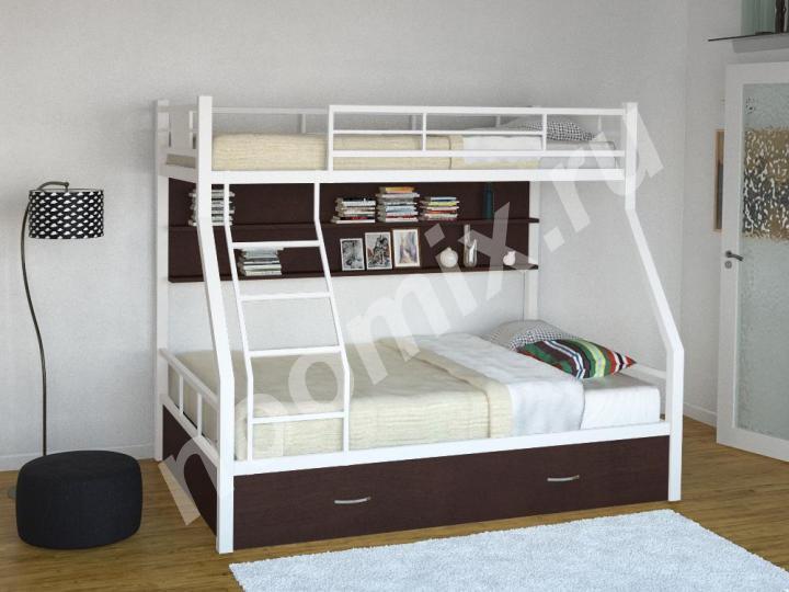 Двухъярусная кровать Гранада-1,  МОСКВА