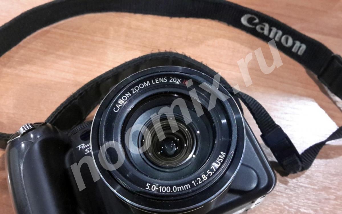 Canon PowerShot SX1 IS, Московская область